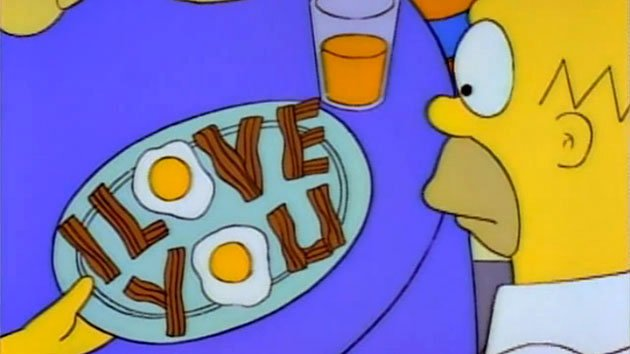 &quot;The Simpsons&quot; -- &quot;I Love Lisa&quot;
