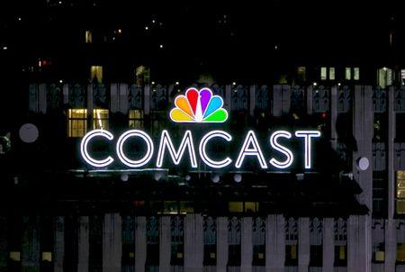 Comcast posts higher revenue, helped by Rio Olympics