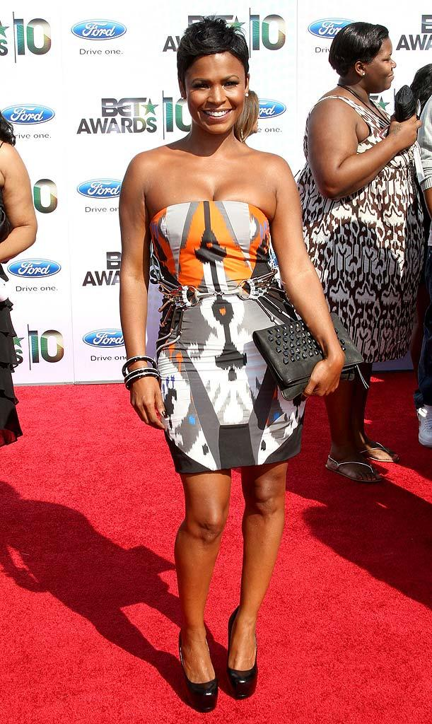 Long Nia BET Awards