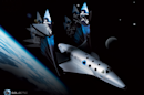 Virgin Galactic's SpaceShipTwo crashes during test flight