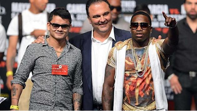 Boxing - Maidana has just as much to prove as Broner