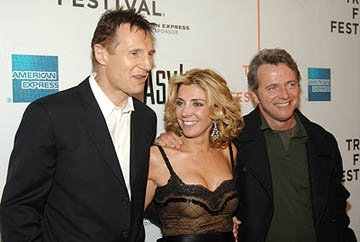 Liam Neeson, Natasha Richardson and Aidan Quinn