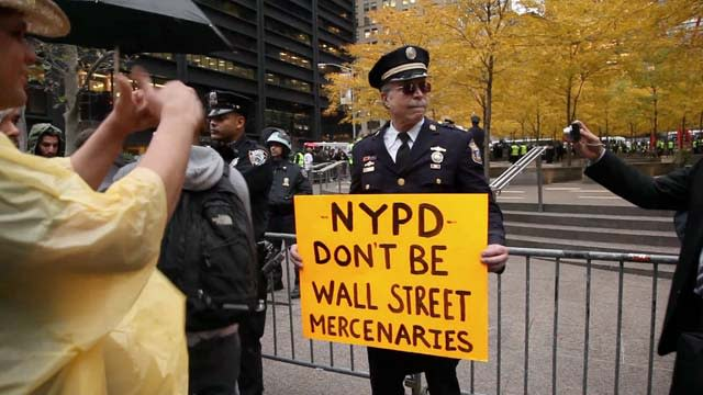 '99% - The Occupy Wall Street Collaborative Film' Theatrical Trailer