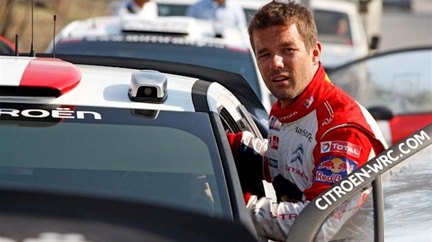 Sbastien Loeb, 2012, Mexico
