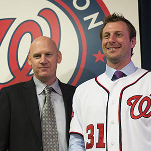 Max Scherzer, Nationals Agree to $210M Deal