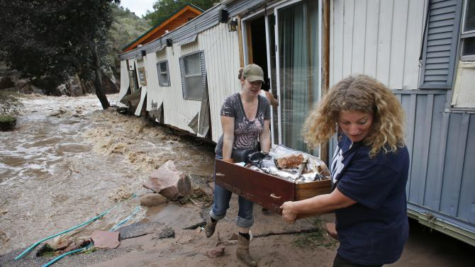 Colorado flood towns may come back less diverse
