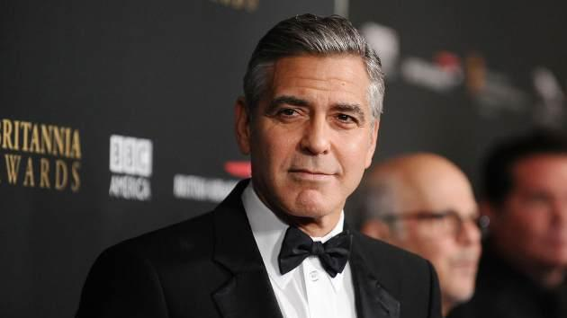 George Clooney attends the BAFTA Los Angeles Britannia Awards at The Beverly Hilton Hotel on November 9, 2013 in Beverly Hills -- Getty Images