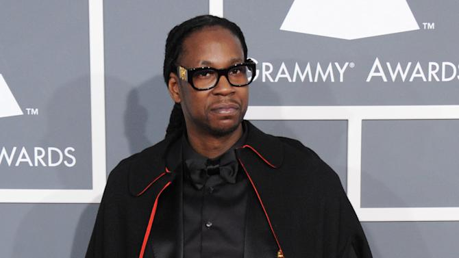 Rapper 2 Chainz arrested in Oklahoma City