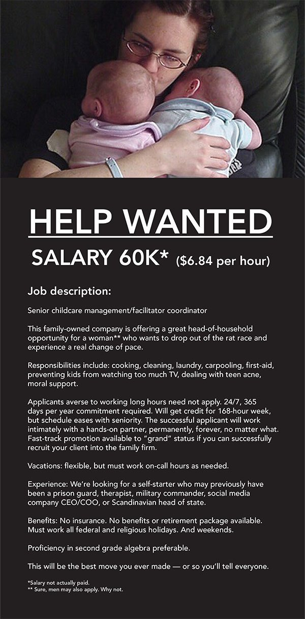 Help-wanted ad