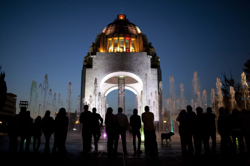 Mexico City seeks beauty in public-space makeover