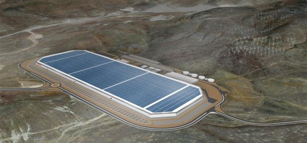 So, What Actually Is Tesla's Gigafactory?