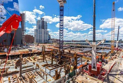 Office Space: Office Construction in New York City Hits Record High