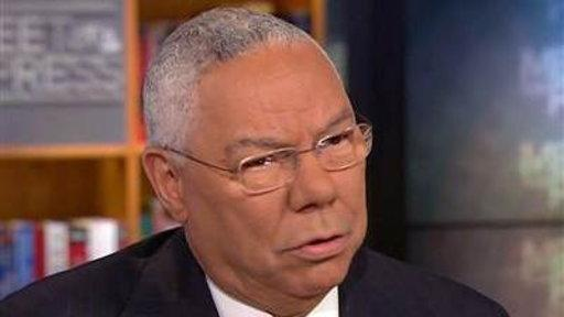 Powell Backs Hagel's 'Distinguished Public Service Record'