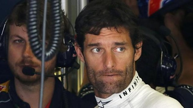 mark webber, F1