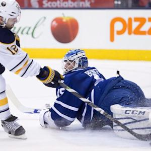Jonathan Bernier Signs Two-year Deal With TOR