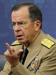 "The US military's top officer said that Islamabad may have sanctioned the killing of a Pakistani journalist, voicing grave concern over the murder. Asked about media reports that the Pakistani government approved the killing of the reporter, Admiral Mike Mullen (pictured in June) said: ""I haven't seen anything that would disabuse that report."""