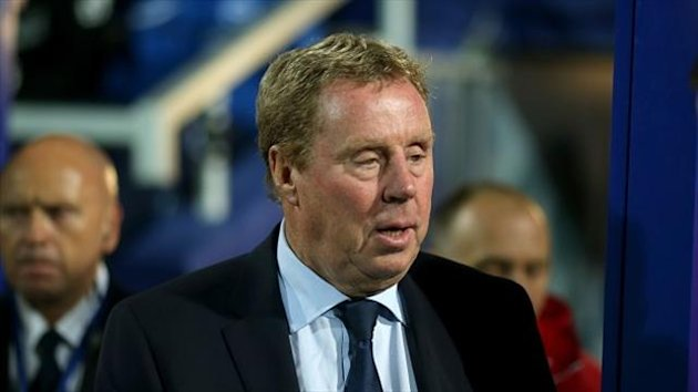 Harry Redknapp says Roy Hodgson was the perfect choice for England