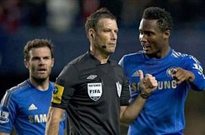 Clattenburg to referee Chelsea for first time since being cleared of racism allegations
