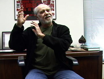 George Carlin in ThinkFilm's documentary The Aristocrats