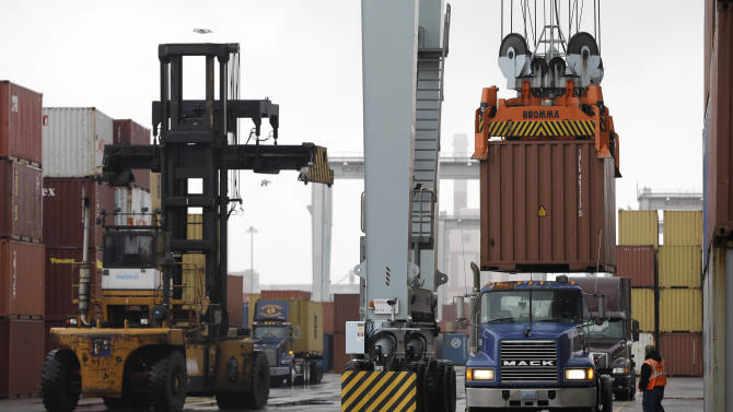 Dockworkers strike averted for now at US ports