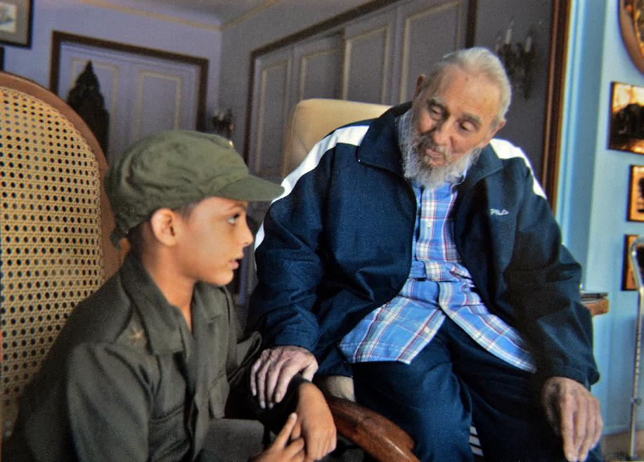 Fidel Castro: 'I don't trust the US, nor have I spoken with them'