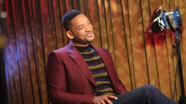 Will Smith chats with Access Hollywood at the 'Men in Black III' junket in Los Angeles on May 3, 2012 -- Access Hollywood