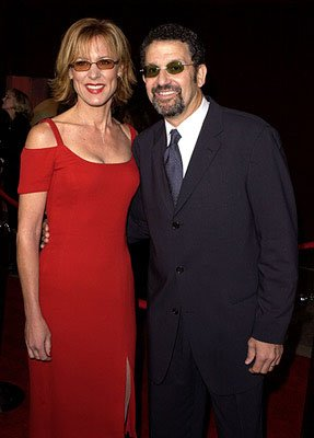Christine Lahti and Thomas Schlamme 53rd Annual Emmy Awards - 11/4/2001