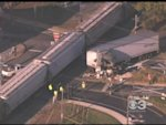 1 Critical After Tractor-Trailer, Train Collision In Delaware