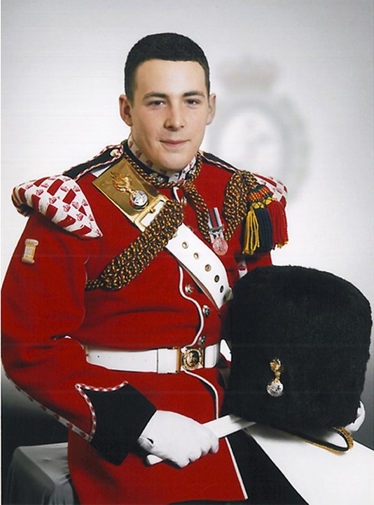 Undated handout photo shows victim Drummer Lee Rigby, of the British Army's 2nd Battalion The Royal Regiment of Fusiliers