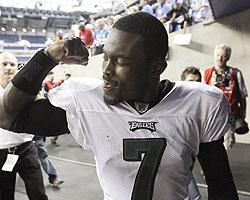 Reid should ditch original plan, stick with Vick