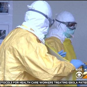 Officials To Discuss Ebola Training For At-Risk NYC Employees