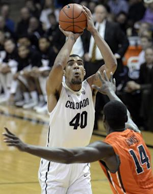 No. 20 Colorado beats Oregon State 64-58