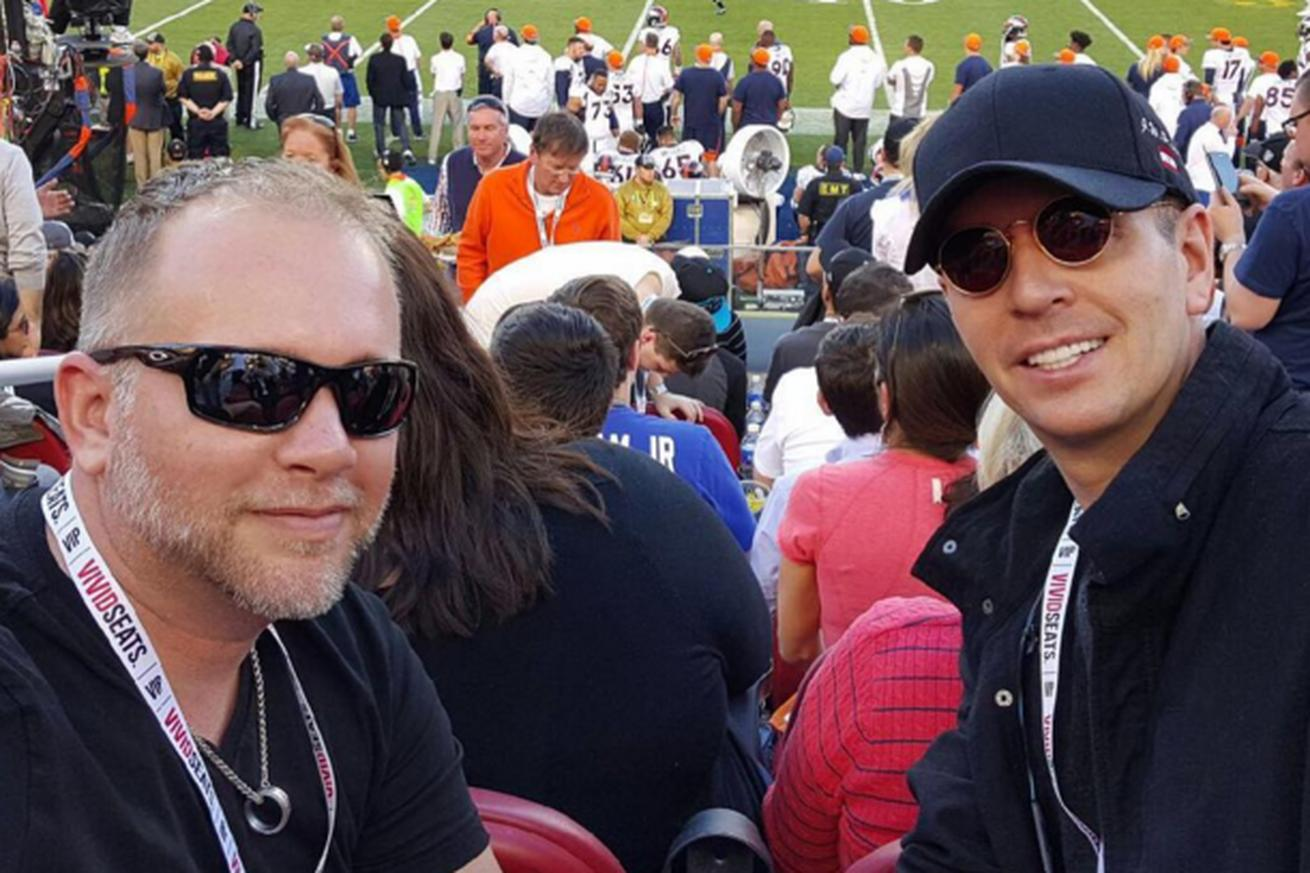 2 Broncos fans arrived late to $14K Super Bowl seats, didn't care because 'we're rich'