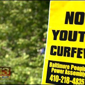 Forum To Address Concerns About Baltimore City's New Curfew Law