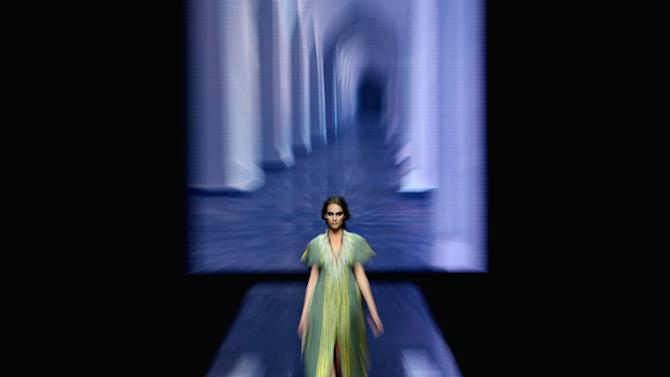 China Fashion Week S/S Collection 2013 - Day 6