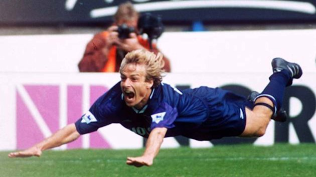 Image result for Klinsmann dive sodor