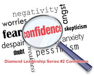 Diamond Leadership Series #2 Confidence image self confidence1