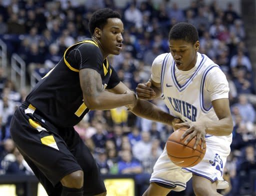 No. 24 VCU rallies for 75-71 win over Xavier