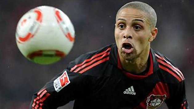 FOOTBALL 2010/2011 Bayer Leverkusen Sidney Sam