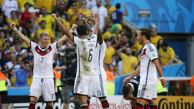 Germany beats France 1-0, reaches World Cup semis