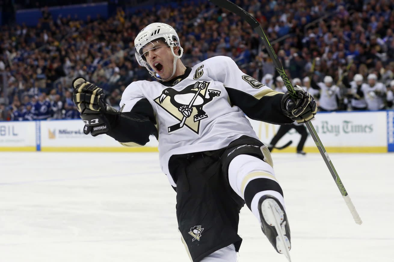 NHL scores 2016: Sidney Crosby continues his resurgence with a comeback victory