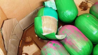 Police Find 3,000 Pounds of Marijuana Disguised as Watermelons