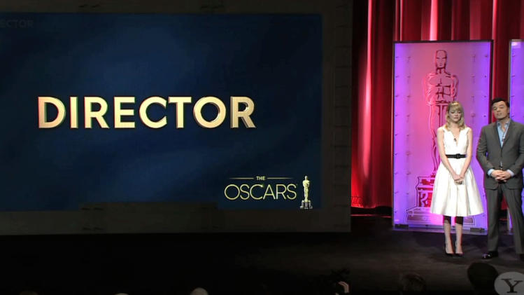 Oscar Nominations: Best Director
