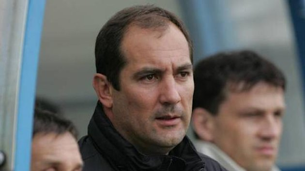 Former Croatia defender Igor Stimac, who has been named national team coach