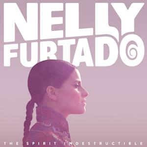"This CD cover image released by Interscope/Mosley Music Group shows the latest release by Nelly Furtado, ""Spirit Indestructible."" (AP Photo/Interscope/Mosley Music Group)"