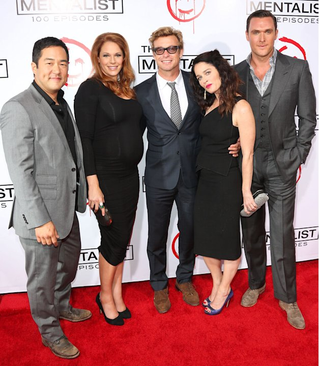 &quot;The Mentalist&quot; Celebrates Its 100th Episode