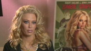 Zombie Strippers: Jenna Jameson (Pole Dancing)