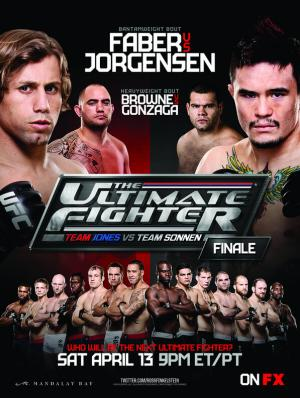 TUF 17 Finale Medical Suspensions: 16 of 24 Combatants Suspended