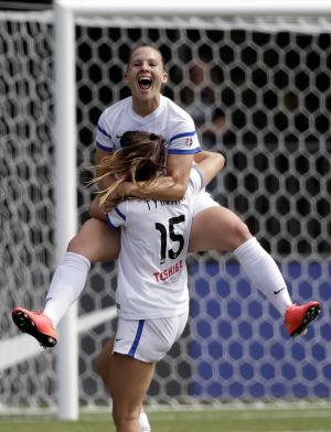 FC Kansas City wins NWSL title over Seattle, 2-1