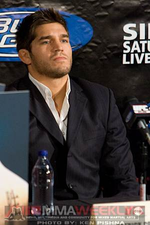 Patrick Cote Calls Cung Le 'Tricky' but Says He Does the Same Things in Every Fight
